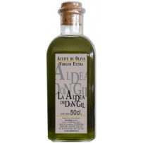 Aldea de don Gil etiqueta negra, botella vidrio 50 cl.