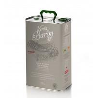 Venta Baron 2.5 liter Glasflasche