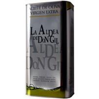 Aldea de don Gil etichetta nera, latta da 5 l.