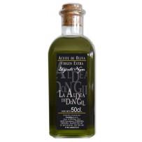 Aldea de don Gil 50сл (сантилитров) в черной стеклянной бутылке