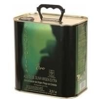 Parqueoliva金黄系列 2.5公升锡瓶装