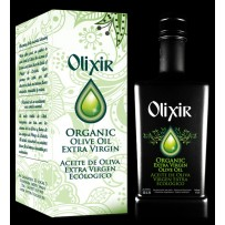 Olixir Organic 50cl glass bottle