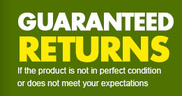 Guaranteed returns Olive oil from spain